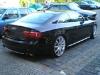 Audi S5 von schräg hinten