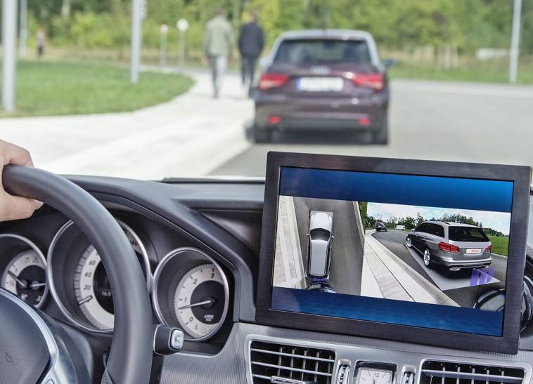 Sicherheit Fahrerassistenzsystem