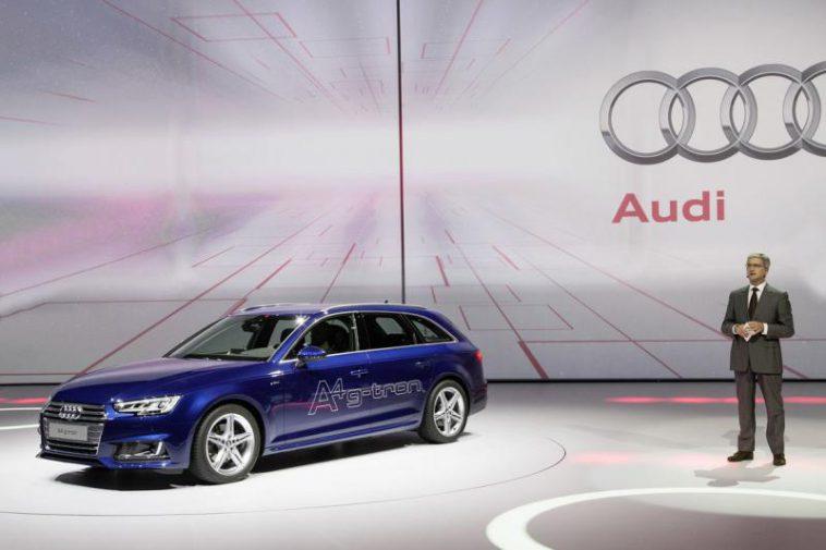 Neues Audi e-gas-Angebot in Serie: 80 Prozent weniger CO2-Emissionen