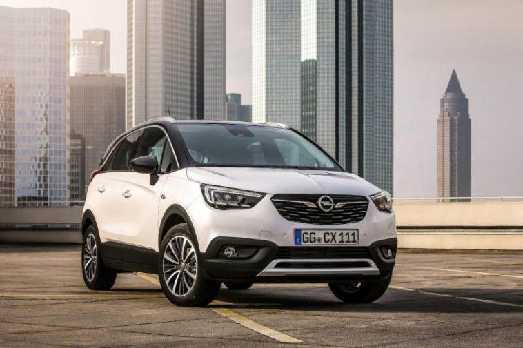 Cooler Crossover: Startschuss für den neuen Opel Crossland X