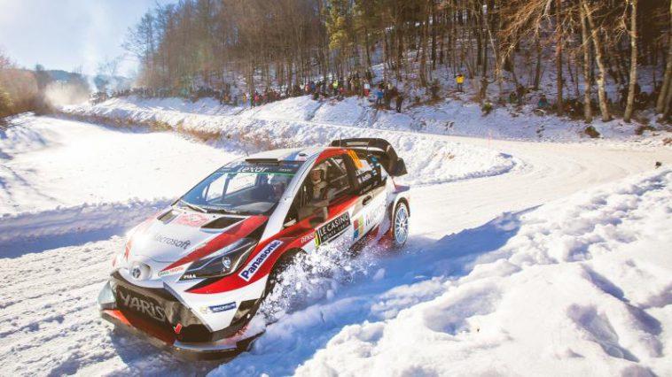 Toyota gibt Vollgas im Motorsport